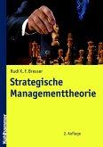 Strategische Managementtheorie (eBook, PDF)