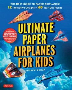 Ultimate Paper Airplanes for Kids - Dewar, Andrew