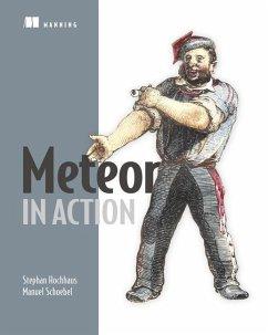 Meteor in Action - Hochhaus, Stephan; Schoebel, Manuel