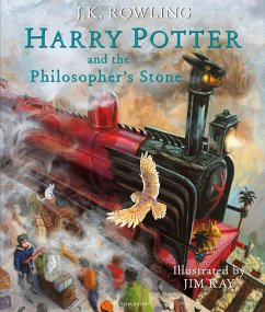 Harry Potter and the Philosopher's Stone. Illustrated Edition - Rowling, J. K.