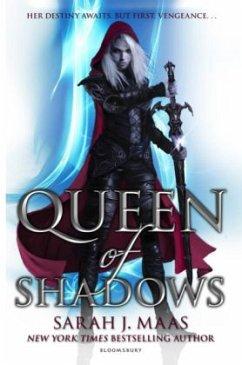 Throne of Glass 04. Queen of Shadows - Maas, Sarah J.
