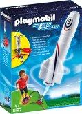 PLAYMOBIL® 6187 - Rakete mit Spring-Booster