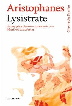Lysistrate - Aristophanes