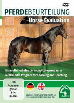 Pferdebeurteilung / Horse Evaluation, 1 DVD-ROM