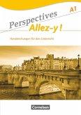 Perspectives - Allez-y ! A1. Handreichungen für den Unterricht mit Kopiervorlagen
