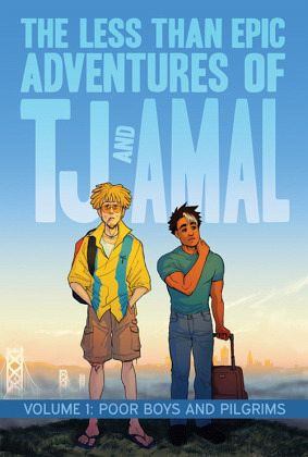 The Less Than Epic Adventures Of Tj And Amal 1 Von E K Weaver Als