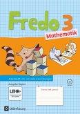 Fredo Mathematik 3. Jahrgangsstufe. Arbeitsheft mit CD-ROM. Ausgabe B für Bayern
