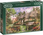 Jumbo 11075 - Falcon de Luxe, The Whitesmith's Cottage, 1000 Teile, Puzzle