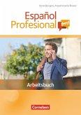 Español Profesional ¡hoy! A1-A2+. Arbeitsbuch mit Lösungsheft