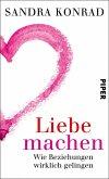 Liebe machen (eBook, ePUB)