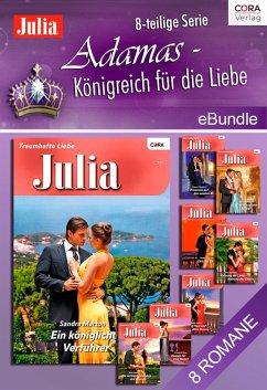 Adamas - ein Königreich für die Liebe (8-teilige Serie) (eBook, ePUB) - Marinelli, Carol; Anderson, Natalie; weitere Autoren; Milburne, Melanie