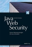 Java-Web-Security (eBook, ePUB)
