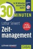 30 Minuten Zeitmanagement (eBook, ePUB)