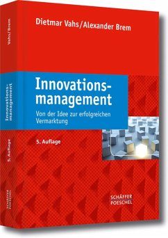 Innovationsmanagement (eBook, PDF) - Vahs, Dietmar; Brem, Alexander