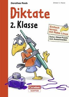 Einfach lernen mit Rabe Linus - Diktate 2. Klasse (eBook, PDF) - Raab, Dorothee
