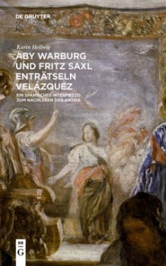 Aby Warburg und Fritz Saxl enträtseln Velázquez