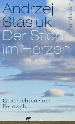 Der Stich im Herzen (eBook, ePUB) - Stasiuk, Andrzej