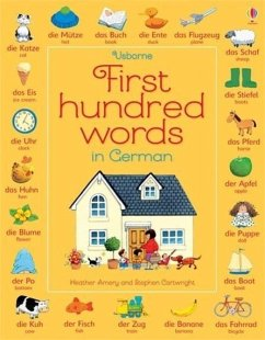 First Hundred Words in German - Amery, Heather; Cartwright, Stephen