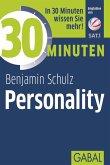 30 Minuten Personality (eBook, PDF)