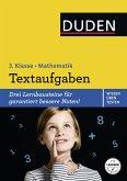 Wissen - Üben - Testen: Mathematik - Textaufgaben 3. Klasse (eBook, PDF)