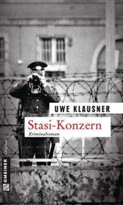 Stasi-Konzern (Mängelexemplar)