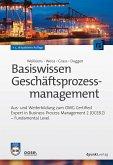 Basiswissen Geschäftsprozessmanagement (eBook, ePUB)