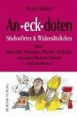 Aneckdoten (eBook, ePUB)