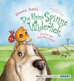 Ferien auf dem Bauernhof / Die kleine Spinne Widerlich Bd.3 (eBook, ePUB) - Amft, Diana