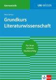 Uni-Wissen Grundkurs Literaturwissenschaft (eBook, ePUB)