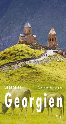Lesereise Georgien (eBook, ePUB)