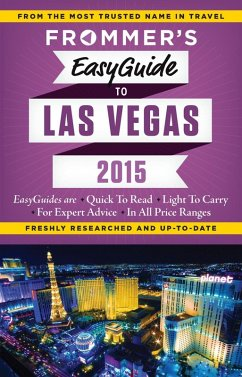 Frommer's EasyGuide to Las Vegas 2015 (eBook, ePUB) - Garman, Rick