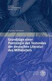 Grundzüge einer Poetologie des Textendes der deutschen Literatur des Mittelalters