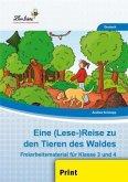 Eine (Lese-)Reise zu den Tieren des Waldes (PR)