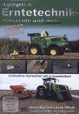 Highlights der Erntetechnik - Maisernte und mehr, 1 DVD