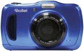 Rollei Sportsline 100 Kompaktkamera blau