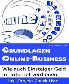 Grundlagen Online-Business (eBook, ePUB)