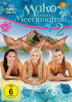 Mako - Einfach Meerjungfrau Staffel 2.1 (2 DVDs)