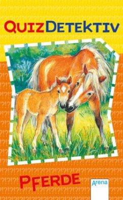 QuizDetektiv. Pferde (Mängelexemplar)