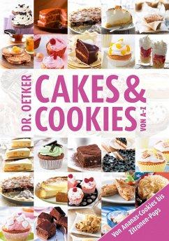 Cakes & Cookies von A-Z (eBook, ePUB) - Oetker
