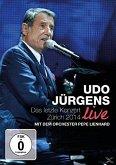 Das letzte Konzert Live - Zürich 2014 (DVD)