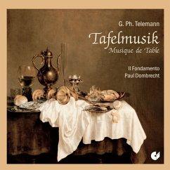 Tafelmusik Teil Iii - Dombrecht/Il Fondamento