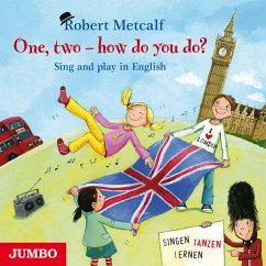One,Two-How Do You Do? Sing And Play In English - Metcalf,Robert