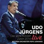 Das letzte Konzert - Zürich 2014 (Live, 2 CDs)