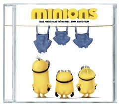 Minions, 1 Audio-CD