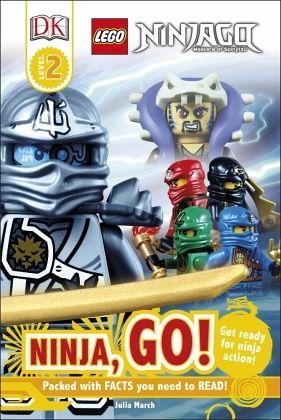 lego ninjago ninja go von julia march englisches buch. Black Bedroom Furniture Sets. Home Design Ideas