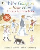 We're Going on a Bear Hunt Sticker Activity Book