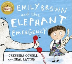 Emily Brown and the Elephant Emergency - Cowell, Cressida