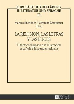 La religión, las letras y las luces