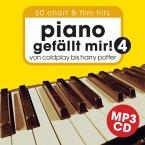 Piano gefallt mir! 4 Accomp. CD Only - Full & Play Along Versions