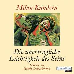 Die unerträgliche Leichtigkeit des Seins (MP3-Download) - Kundera, Milan